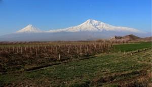 Арарат и Араратская долина