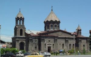 Армянская церковь в Гюмри