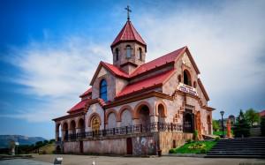 Армянская церковь в Кисловодске