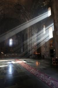 В Монастыре Татев