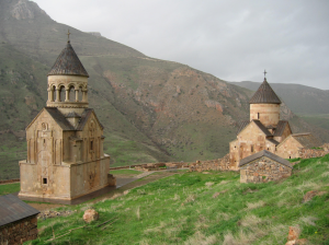 Монастырь Нораванк 2