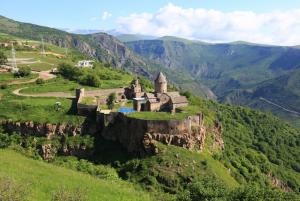Монастырь Татев (Армения)