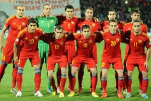 Сборная Армении по футболу 2014
