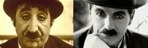 Фрунзик и Чаплин