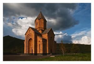 Церковь Святой Гаяне (г. Джермук, Армения)