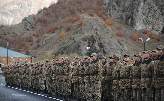 военные учения в Арцахе и Армении