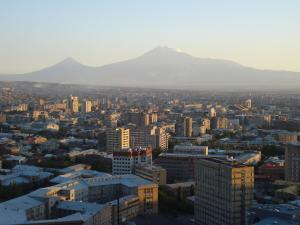 гора Арарат — фото высокого разрешения