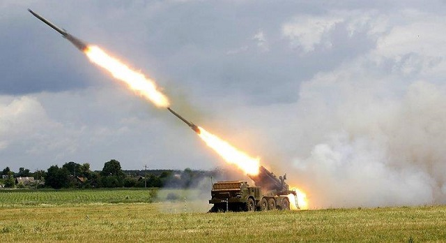 ракетно-артиллерийские войска Армении