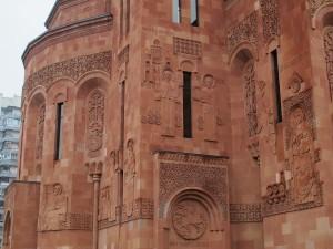 Армянская церковь на Олимпийском проспекте