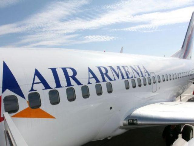 Air Armenia — самолеты Армении