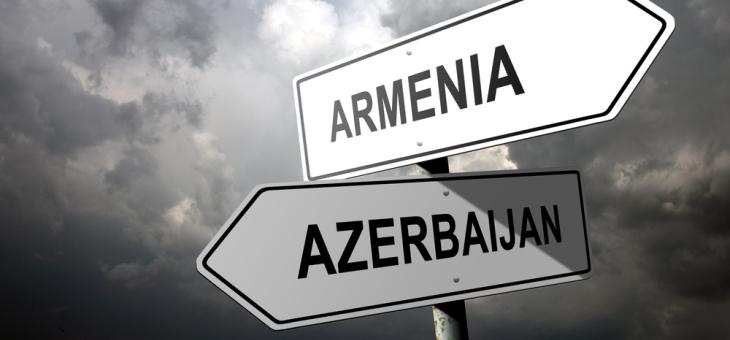 Армения и Азербайджан. Перекресток