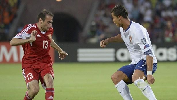 Армения - Португалия 2-3