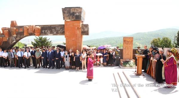 Братская могила — день памяти пропавших без вести, Карабах