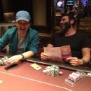 Популярный игрок в Покер