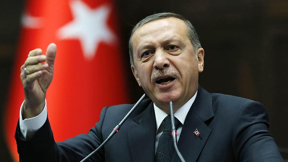 Эрдоган —президент Турции