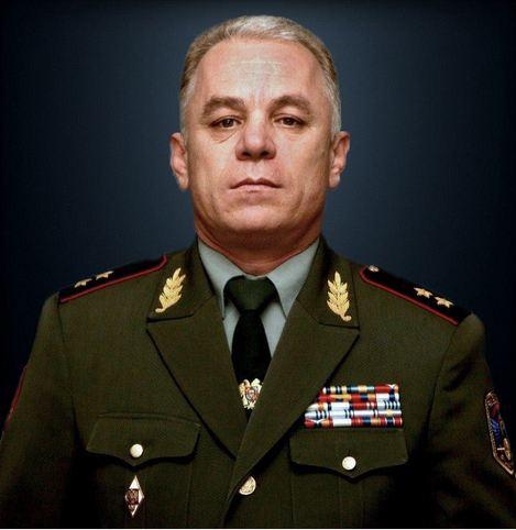 Левон Мнацаканян — Командующий Армии обороны