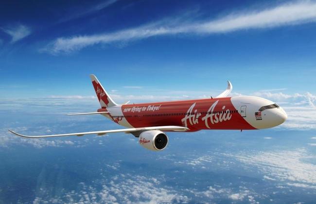 Малайзийский самолет Air Asia