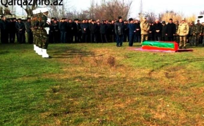 Похороны в Азербайджане