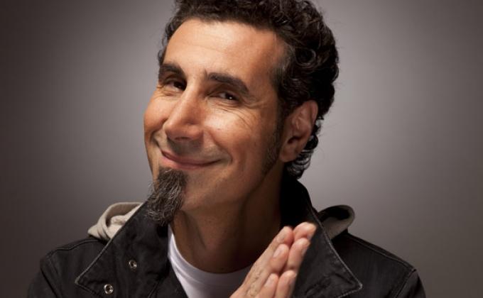 рокер Серж Танкян