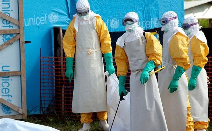 Борьба против Эболы