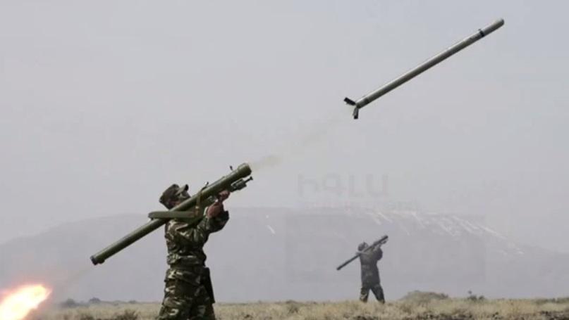 Анализ видео сбитого армянского ветолета
