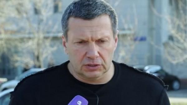 Интервью Владимира Соловьева