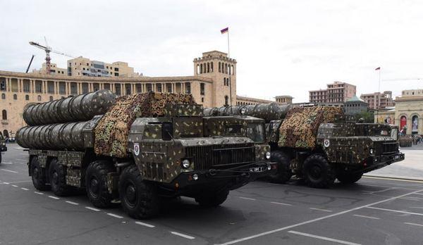 искандеры в Армении
