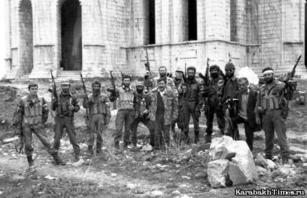 Карабахская война