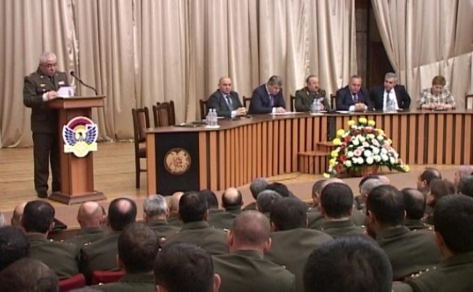 Комиссия зимнего призыва в армию нагорного Карабаха