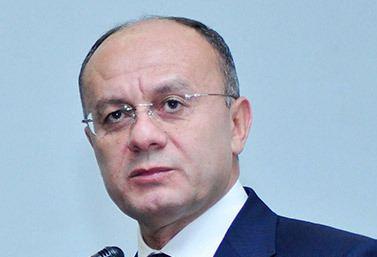 министр обороны Армении — Сейран Оганян