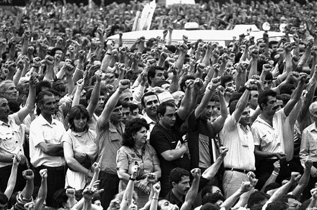 Референдум о независимости Нагорного Карабаха. 10 декабря 1991 года
