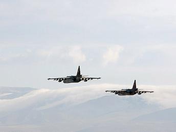 Российские самолеты в Сирии