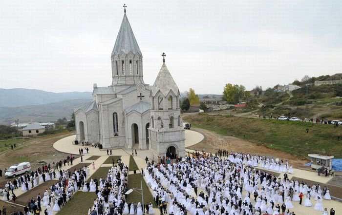 Свадьба в Шуши