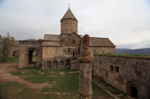 Загадочный Гавазан татевского монастыря