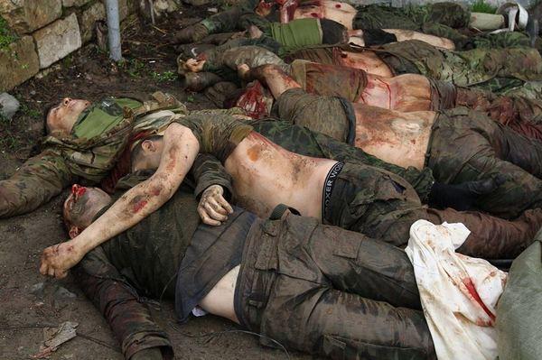 убитые азербайджанцы в Карабахе фото