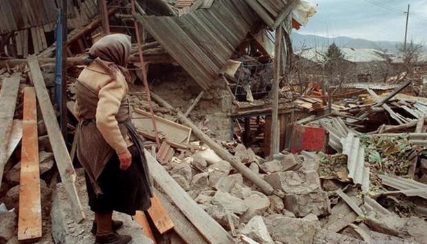 землетрясение в спитаке 1988 год