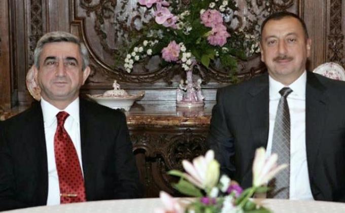 Саргсян и Алиев
