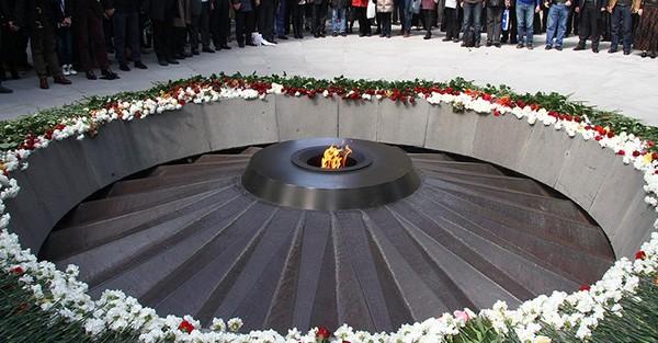 101-я годовщина Геноцида армян в Османской империи
