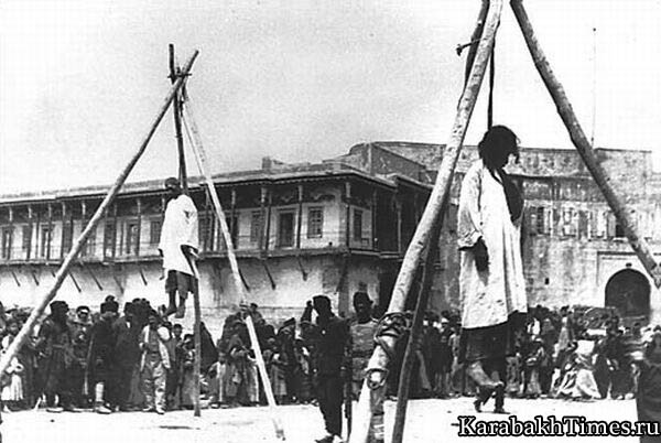 24 апреля Геноцид армян