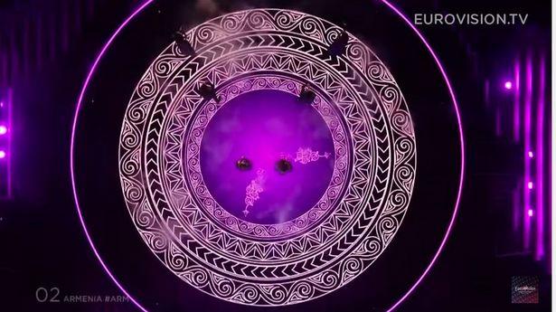 Евровидение 2015 Армения полуфинал