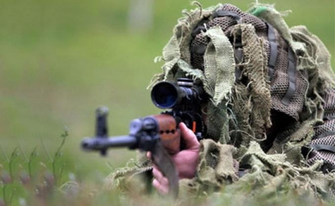 Снайпер на границе