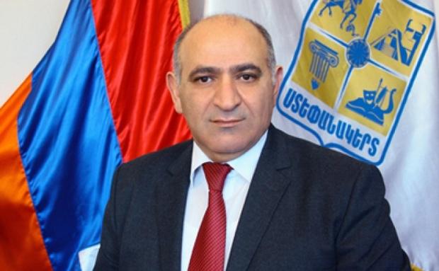 Сурен Григорян — мэр города Степанакерт