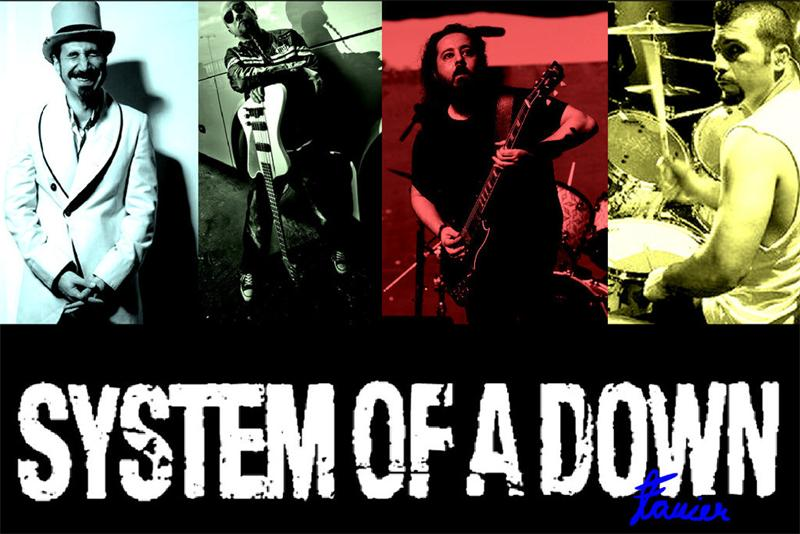 SOAD - The System Of A Down