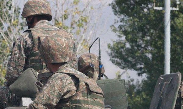 Армия Карабаха передовая