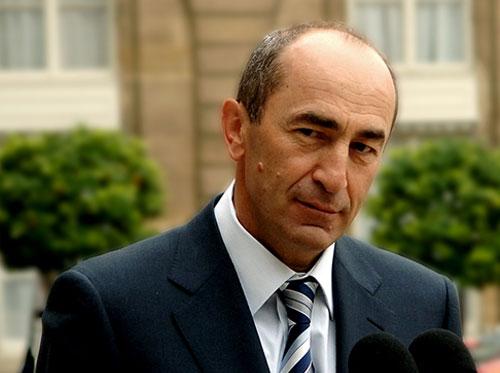 Бывший президент Армении Роберт Кочарян