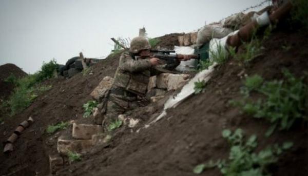 бои в Карабахе фото