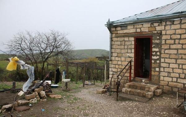 Дома в Талише, Карабах