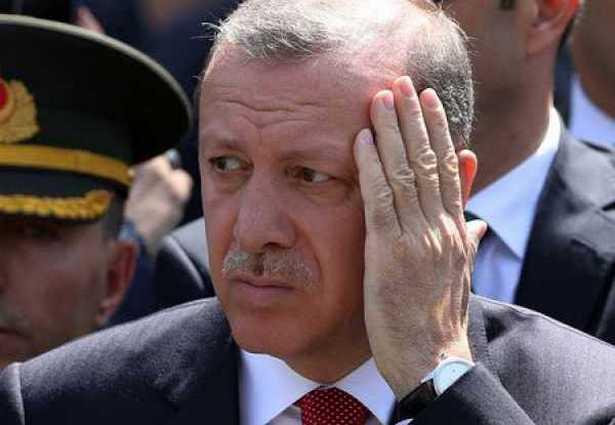 Эрдоган президент Турции