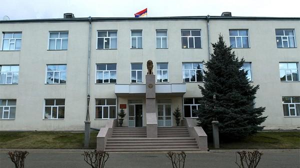 министерство Армии обороны Карабаха