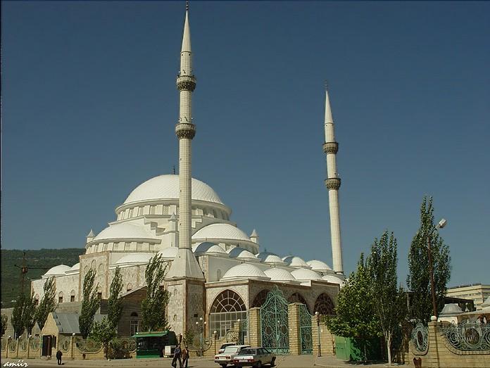 Община салафитов в Азербайджане